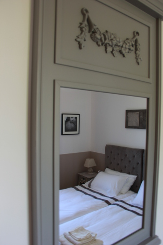 View of the bedroom Cavaillon in Taillades