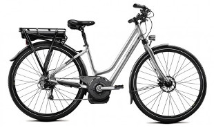 We also rent electric bikes.